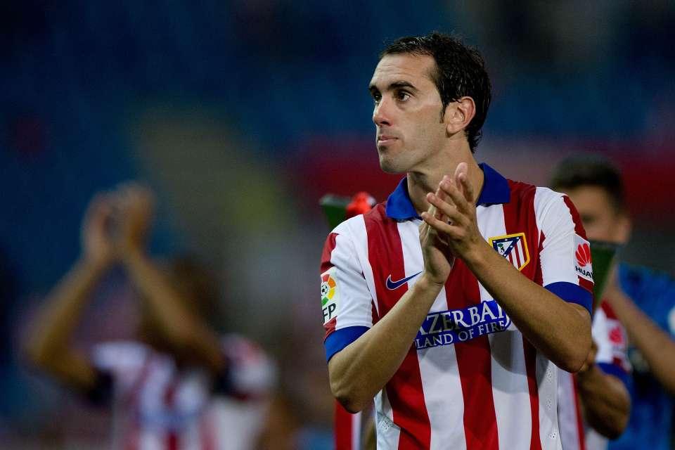 Atletico Madrid: Godin si fa male con l'Uruguay e sarà indisponibile