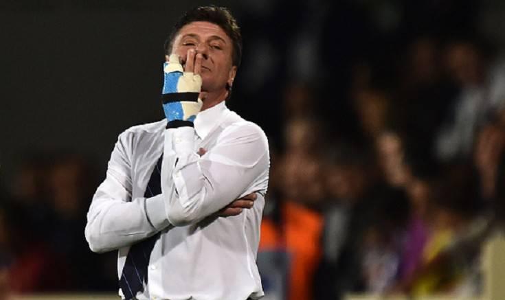 Fiorentina-Inter: brutta sconfitta per Mazzarri che rischia l'esonero