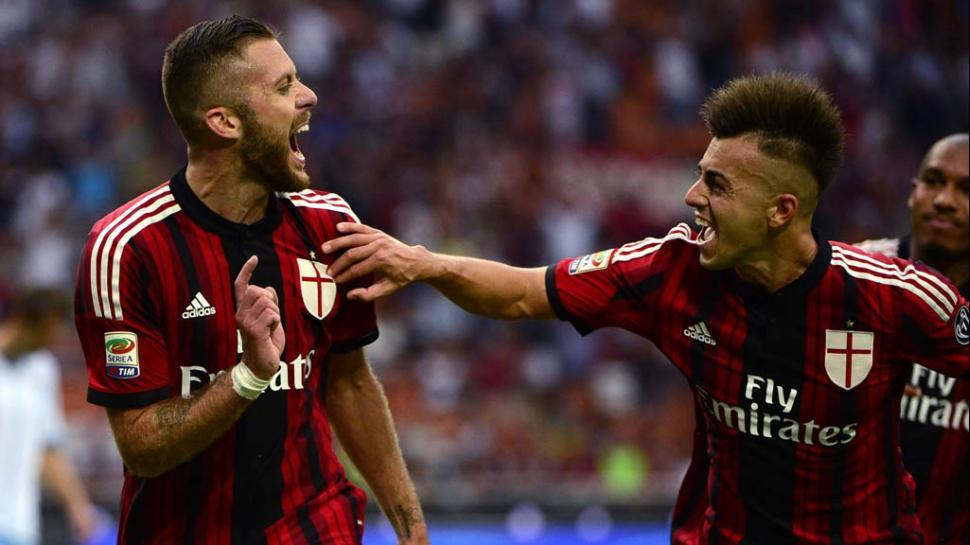 Milan: problemi al ginocchio per Menez che salterà il Chievo