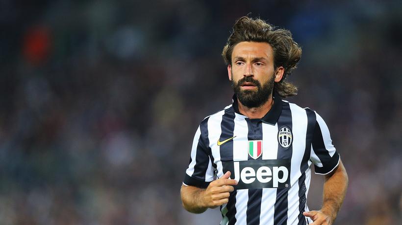 Juventus: Pirlo sarà in campo contro la Roma
