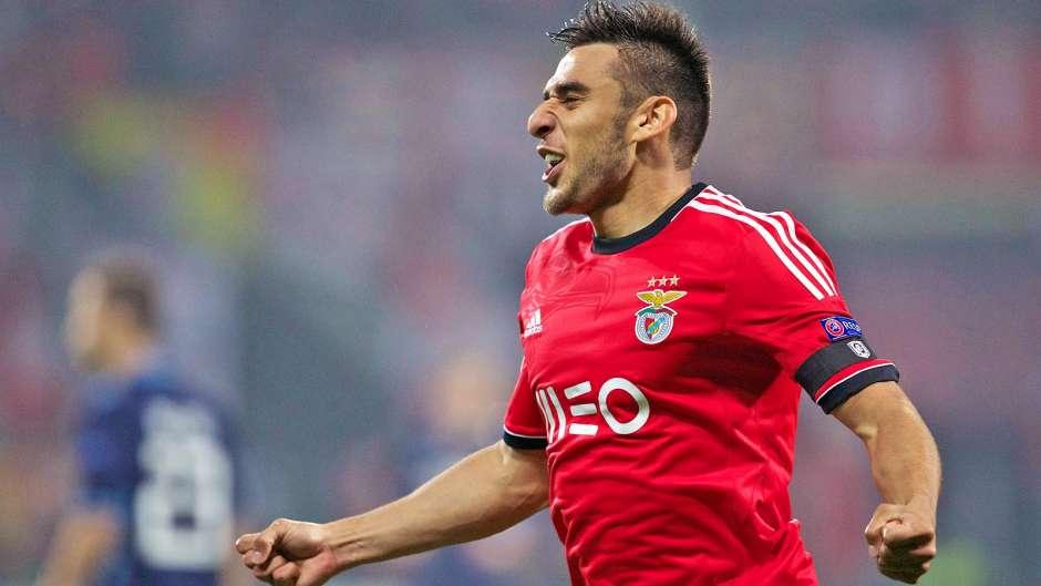 Calciomercato: il Milan punta forte su Salvio del Benfica