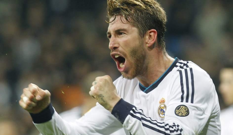 Real Madrid: Sergio Ramos resterà fermo per due settimane