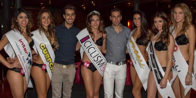 Miss Ciclismo 2014, Nibali elegge la reginetta