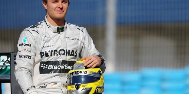 """F1, Rosberg: """"Complimenti, Hamilton!"""""""