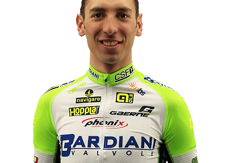 Bardiani-Csf, Pirazzi e Ruffoni positivi all'antidoping