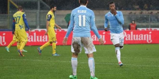 Chievo-Lazio: ultime spogliatoio e probabili formazioni