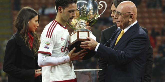Trofeo Berlusconi , il Milan stramerita la vittoria