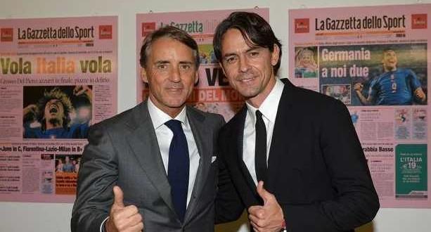 Mancini, Inzaghi ed il derby: gioco e entusiasmo