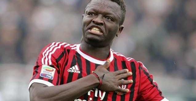 Milan, Muntari sogna un gol nel derby