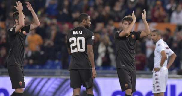 Roma risponde alla Juve, Garcia soddisfatto