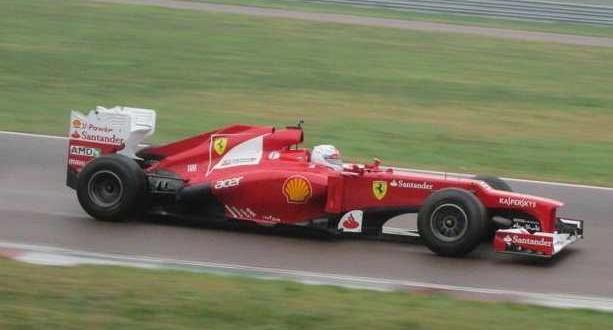Ferrari: Vettel in pista a Fiorano