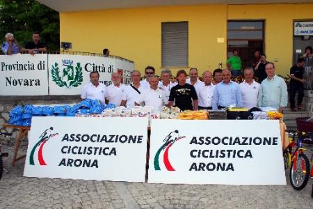 Tricolore 2015, AC Arona pronta per l'evento