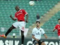 Joseph Minala regala un'altra vittoria al Bari