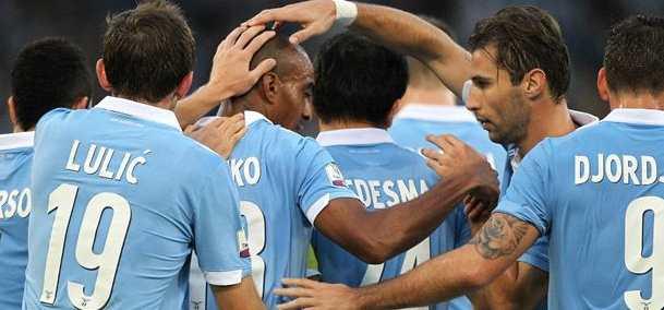 Coppa Italia: la Lazio vola agli ottavi, 3-0 con Varese