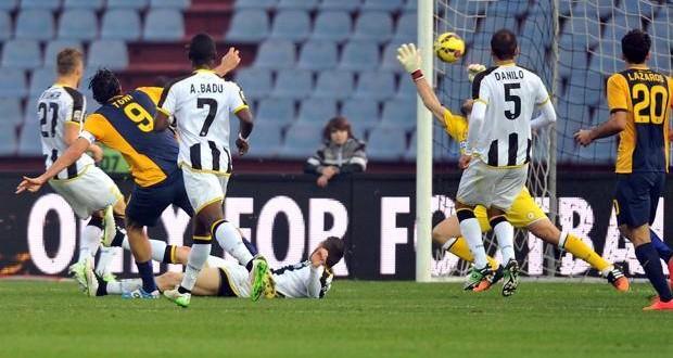 A Udine il Verona riconquista i tre punti: 1-2 in rimonta