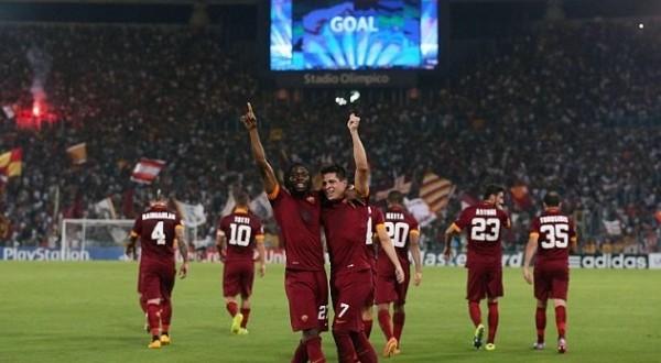Champions League : la Roma pensa solo alla vittoria
