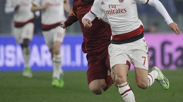 Serie A: tra Roma e Milan uno scialbo 0-0