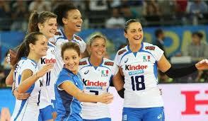 Volley italiano, un 2014 pieno di emozioni