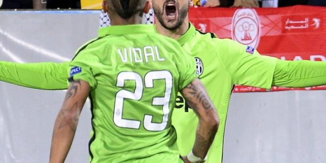 Champions : Juventus primo posto nel mirino