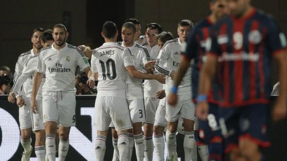 2-0 al San Lorenzo: il Real è campione del mondo