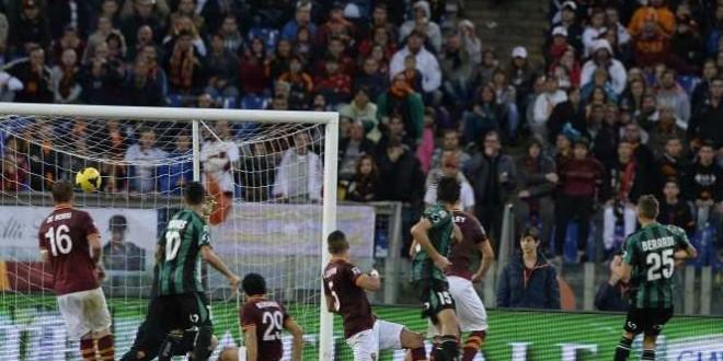Serie A, 23ᴬ giornata: si comincia con Sassuolo-Roma, nebbia permettendo…