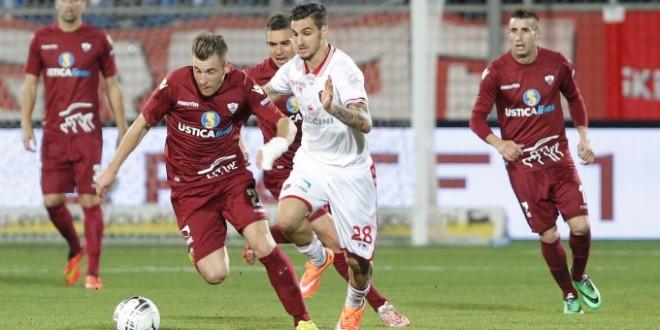 Trapani-Perugia 2-2: tanto divertimento, e un punto a testa