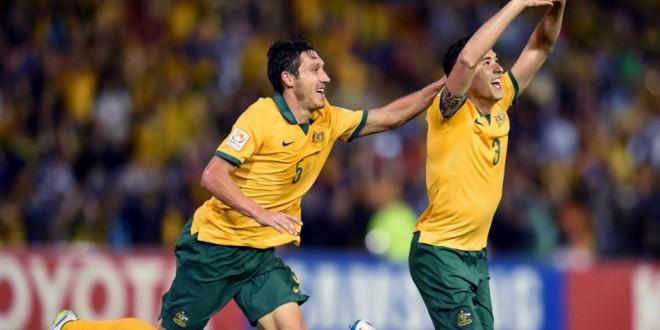 Coppa d'Asia, la finale sarà Australia-Corea Sud