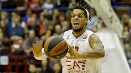 Basket: Daniel Hackett torna in serie A1