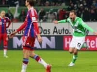 Dost Wolfsburg-Bayern Monaco