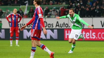 Bundes: Bayern in letargo, il Wolfsburg dilaga