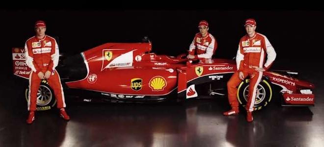 Formula Uno, la Ferrari svela la SF15T