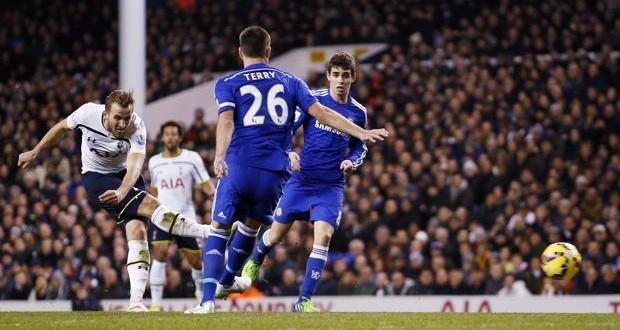 Premier: il Chelsea crolla col Tottenham, il City ringrazia