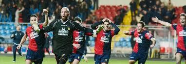 Antony Iannarilli, portiere goleador per un giorno