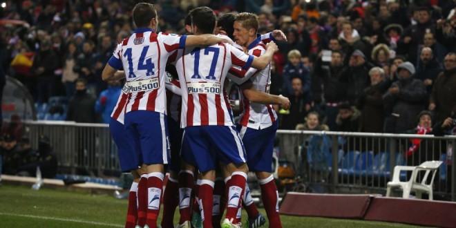 Coppa del Re: l'Atletico piega ancora il Real nel derby