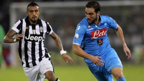 Serie A, 37a giornata: si comincia con Juventus-Napoli alle 18