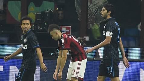 Serie A, Milano e Verona in crisi nera