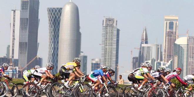 Tour of Qatar, volata vincente di Kristoff