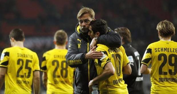 Bundesliga: il Dortmund è addirittura ultimo!