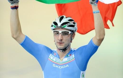 Mondiali ciclismo su pista, Madison d'argento per Bertazzo-Viviani