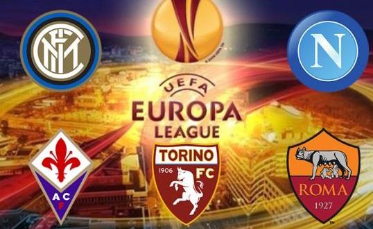 L'Europa League si tinge d'azzurro!