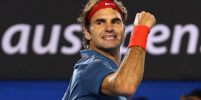 Tutti pazzi per Federer: King Roger di nuovo in campo
