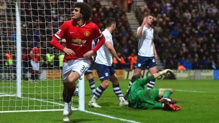 FA Cup: anche lo United avanti, ma quanta fatica!