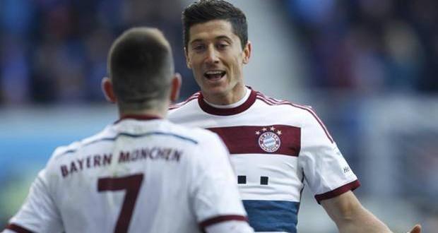 Bundes: carrarmato Bayern, 0-6 al Paderborn