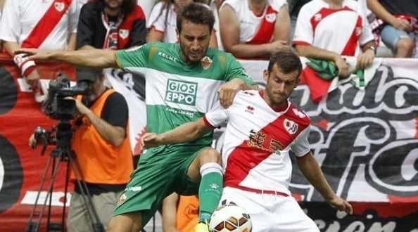 Liga, Elche-Rayo Vallecano: formazioni e statistiche