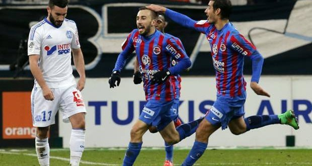 Ligue 1: incredibile OM, il Caen lo rimonta 2-3!