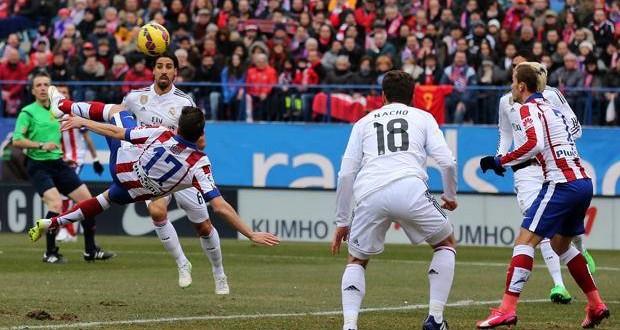 4-0 e dominio Atletico: Madrid è ancora biancorossa