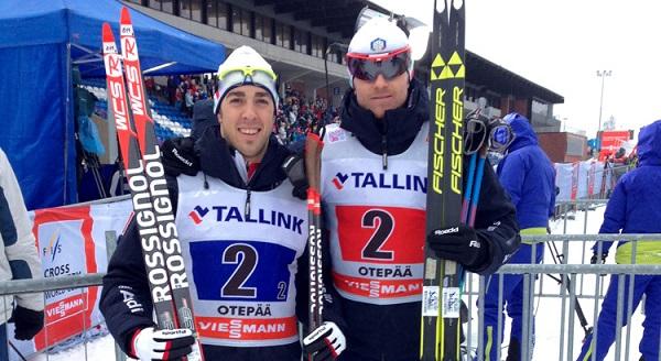Mondiali sci nordico, Nockler-Pellegrino coppia di bronzo