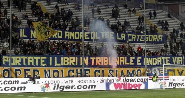 Non ci sono i soldi, a rischio Parma-Udinese