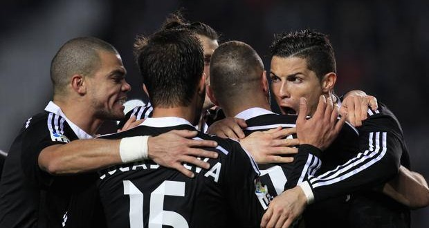 Liga: il Real vince e allunga a +4 sul Barca