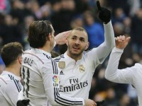 Real Madrid Benzema
